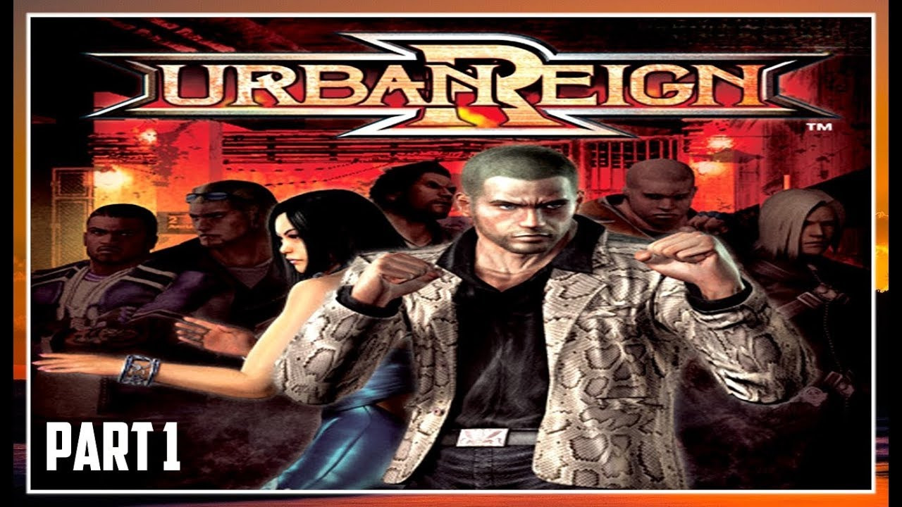 Urban Reign For Ppsspp
