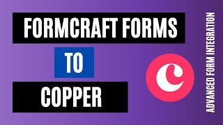 How to Integrate FormCraft to …