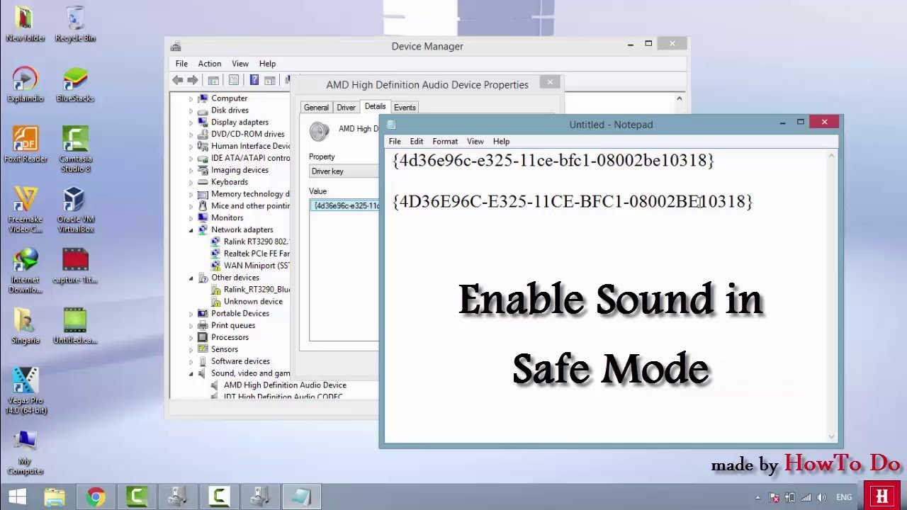 DRIVERS FOR HOW TO ENABLE SOUND