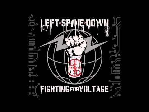Left Spine Down - Hang Up