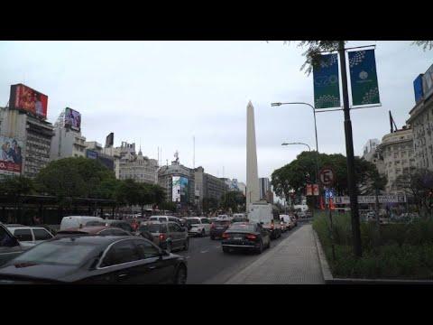 Buenos Aires se blinda para recibir al G20