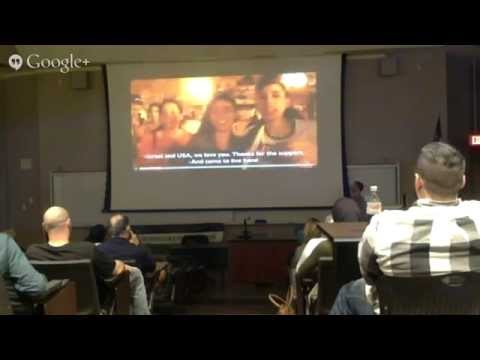 Dan Cohen's Event on Gaza