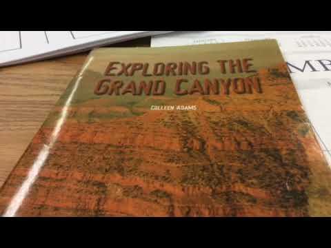 Exploring The Grand Canyon - Colleen Adams