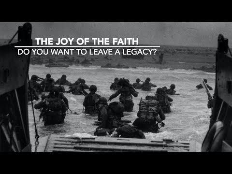 Do you want to leave a LEGACY?