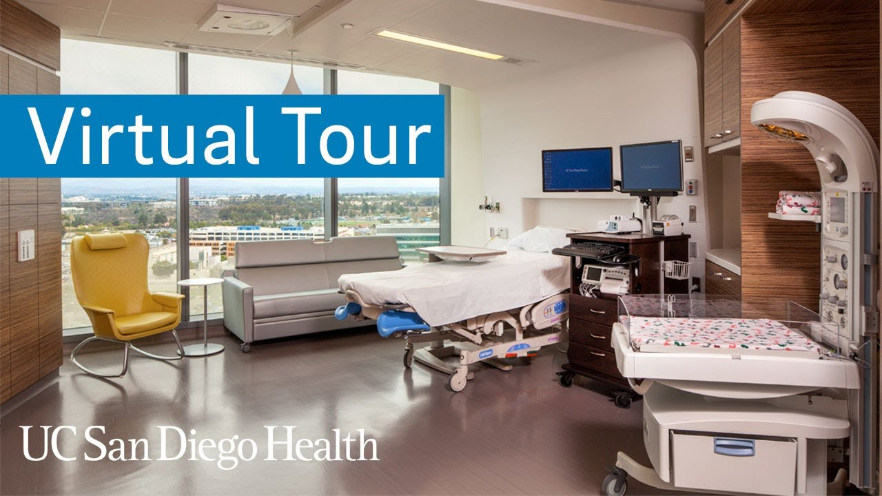 Virtual Maternity Tour of Jacobs Medical Center