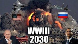 ماذا سوف يحدث اذا اندلعت  حرب نووية  بين امريكا و روسيا ؟