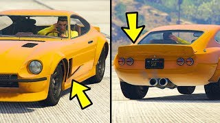Video GTA 5 - DLC Vehicle Customization (Ubermacht SC1) download MP3, 3GP, MP4, WEBM, AVI, FLV Februari 2018