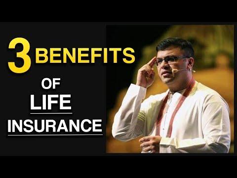 Three Benefits Of Life Insurance | Financial Planning Process | Dr Sanjay Tolani