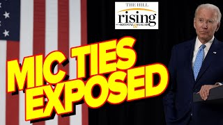 Jonathan Gruyer: EXPOSING Biden's deep ties to military industrial complex