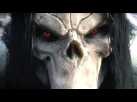 Darksiders 2 Deathinitive Edition: Primeira Gameplay - Xbox One / Playstation 4