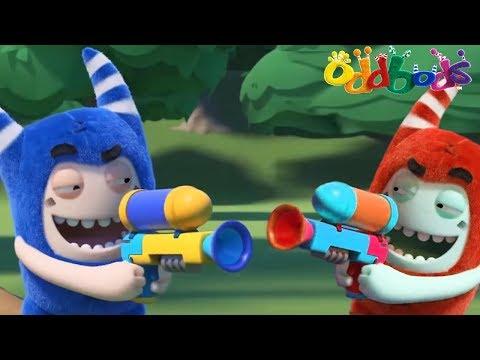 Oddbods Full Episode - Oddbods Full Movie   Oddjobs   Funny Cartoons For Kids