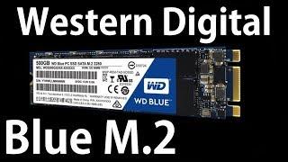 WD Blue M.2, обзор и тест SSD диска!