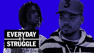 Baixar Chance Drops 4 Songs, Chief Keef Hologram, Young Thug Wants His Credit  | Everyday Struggle