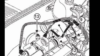 Замена турбины на Renault Kangoo, Часть 1. Снятие(, 2015-03-20T14:09:35.000Z)