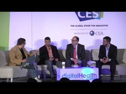 Day 2  Drugwear  Pharma Rises Beyond the Pill- Digital Health Summit @ CES 2015