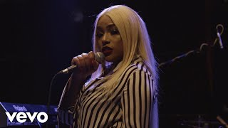 Stefflon Don - Hurtin Me BRITs 2018 CriticsChoice session