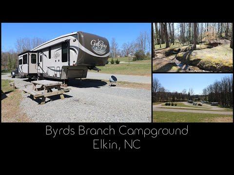 Byrds Branch Campground - Elkin NC