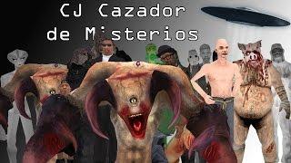 GTA San Andreas - CJ Cazador de Misterios: Aliens