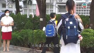 Publication Date: 2021-09-27   Video Title: 屯門可藝中學師生疫苗接種率達標 恢復全日面授課