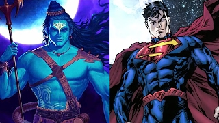 Lord Shiva : Shocking Secret of Lord Shiva and Superman By Stageflix