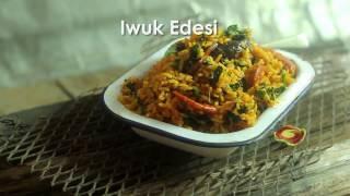 Native Jollof Rice( Iwuk Edesi)