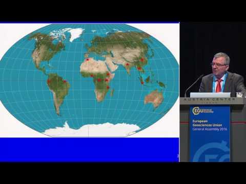 EGU2016: Alexander von Humboldt Medal Lecture by Jean W.A. Poesen (ML1)