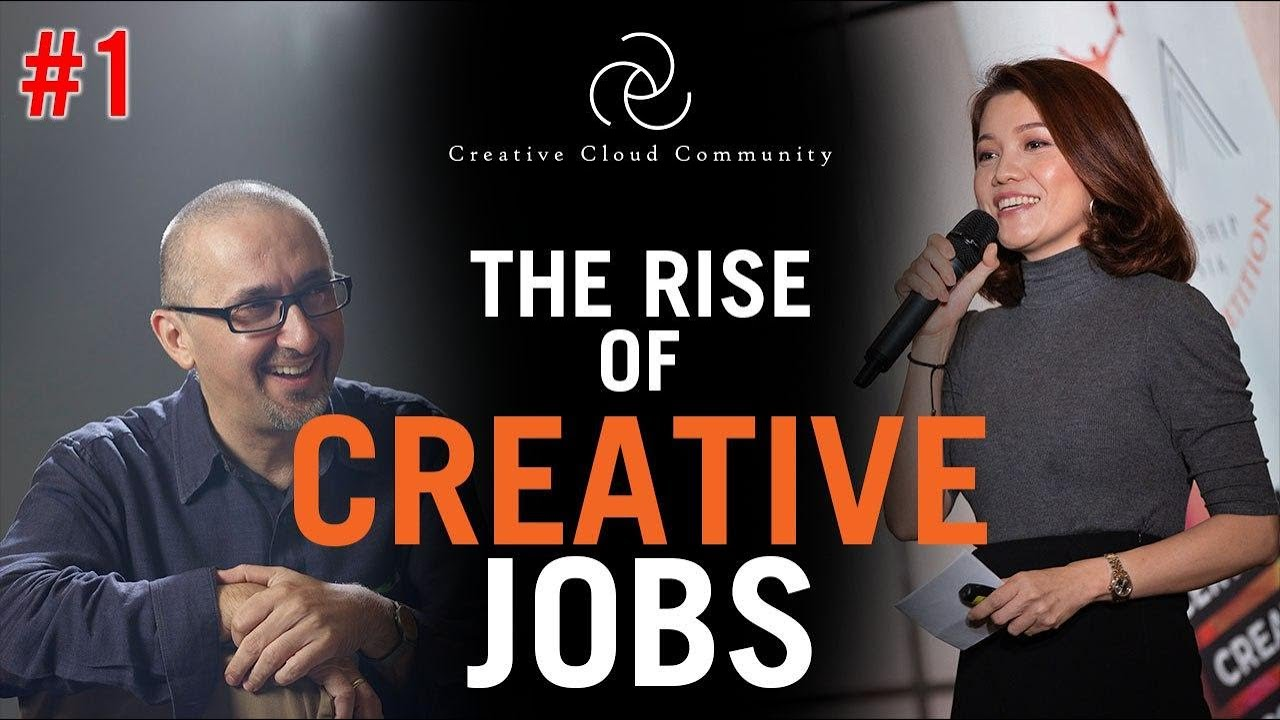 The Rise of Creativity