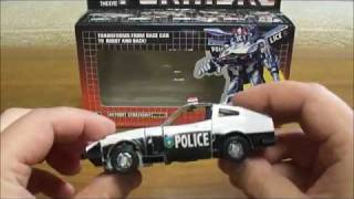 G1 Transformers Review: Prowl Transformer