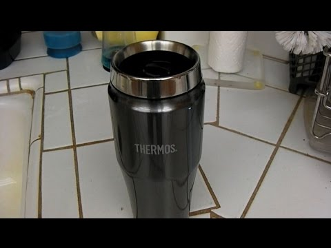 Thermos 16 oz  Vacuum Insulated Travel Tumbler Problem Fix