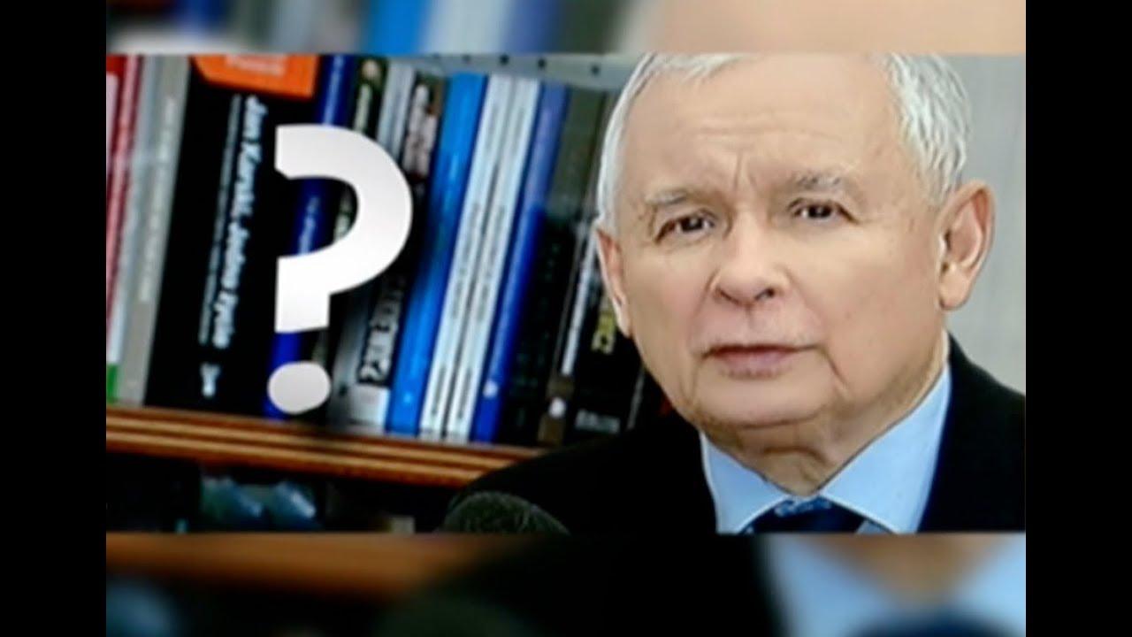 Cejrowski i Rachoń: co czyta Prezes? TEGO NIE BYŁO W TV