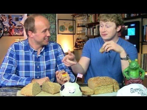 Brot - Germany vs USA