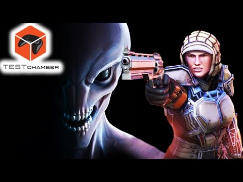 Test Chamber - Sarah Connor Fight XCOM 2's Lethal Aliens