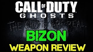 Ghosts Tactical - Bizon SMG Review
