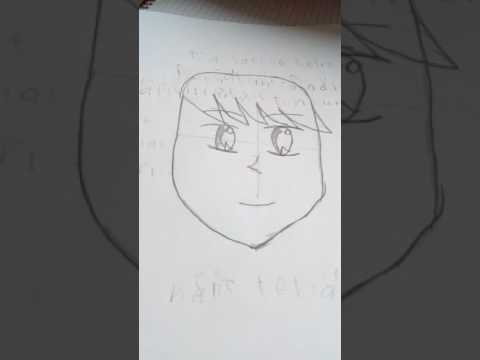 Piirretään anime tyttö #3 vika osa