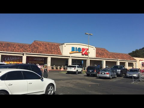 Grand tour: dying Kmart, Arroyo Grande, CA
