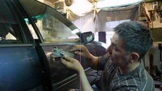 Как снять ручку двери(, 2014-05-06T18:02:15.000Z)