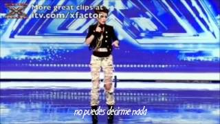 Audición de Cher Lloyd en The X Factor (Traducida)