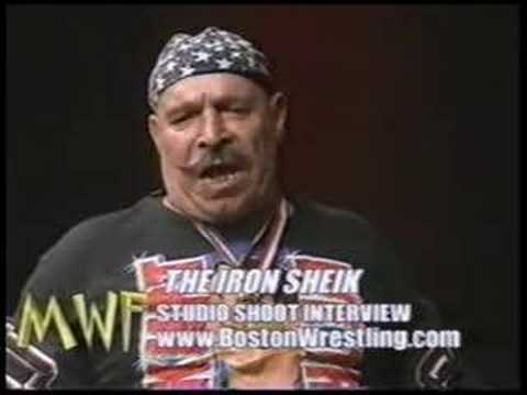 Iron Sheik Goes Nuts