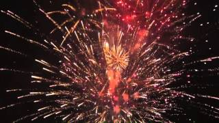 Fireworks to Auld Lang Syne Harp for Rest, Relaxation, Sleep 2 Hours