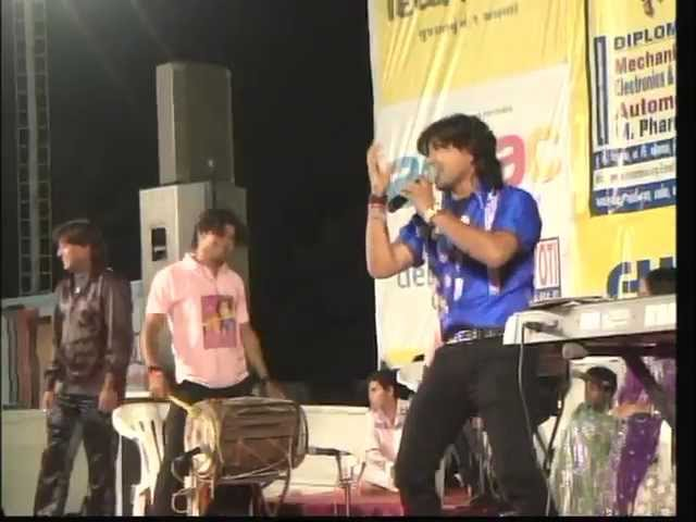 Vikram Thakor Mamta Soni - Gujarati Garba Songs LIve 2012 - Day10 - Part 12 Travel Video