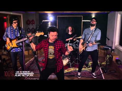 The Guns - Are You Gonna Be My Girl? / Jet (Cover) Live In Session at The Silk Mill