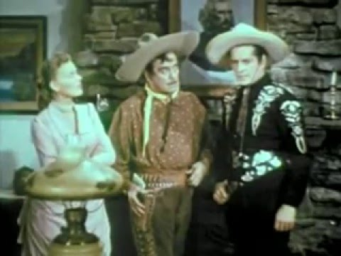 The Cisco Kid, Ghost Story - Classic western tv Show
