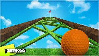 MOST IMPOSSIBLE GOLF HOLE OF ALL TIME! (Golf It)