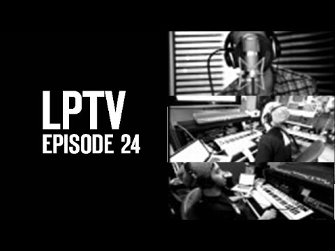 Chester Records Vocals for The Catalyst | LPTV #24 | Linkin Park