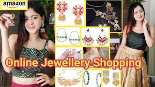 Amazon Tops/Footwear/Jewellery  Haul   Online Jewellery Haul   Amazon Tops   Amazon Footwear Haul