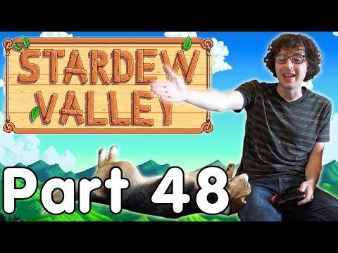 Stardew Valley - Bean - Part 48