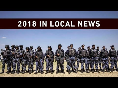 2018: The year that was in local news
