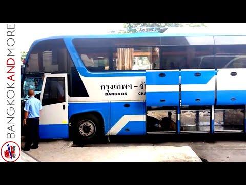 Eastern Bus Terminal Bangkok Ekamai