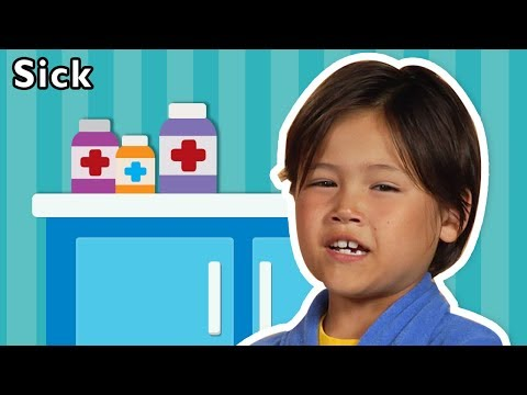 Sick and More   DRESS UP PLAYTIME RHYME   Baby Songs from Mother Goose Club!