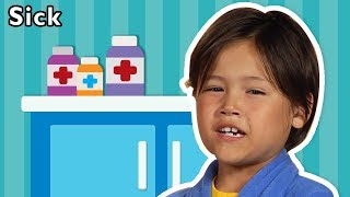 Sick and More | SICK SONG PLAYTIME RHYME | Baby Songs from Mother Goose Club!